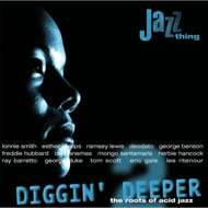 Various - Diggin' Deeper 2 - The Roots Of Acid Jazz