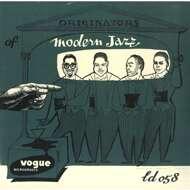 Dizzy Gillespie, Charlie Parker, Miles Davis, Fats Navarro - Originators Of Modern Jazz