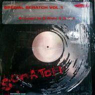 DJ Alone & DJ Kool - Spécial Scratch Vol. 1