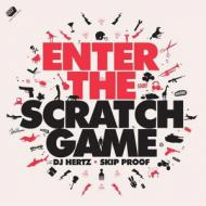 DJ Hertz - Enter The Scratch Game (Red Vinyl)