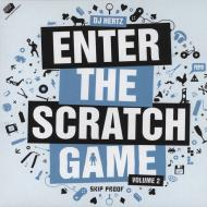 DJ Hertz - Enter The Scratch Game Volume 2 (Blue Vinyl)