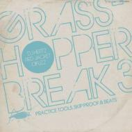 DJ Hertz / Red Jacket / Difuzz - Grasshopper Break Volume 3