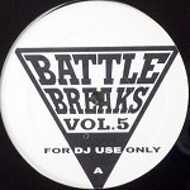 DJ Honda - Battle Breaks Vol. 5