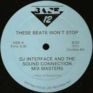DJ Interface - These Beats Won't Stop