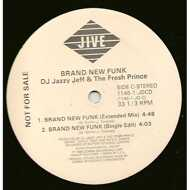 DJ Jazzy Jeff & The Fresh Prince - Brand New Funk