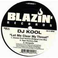 DJ Kool - Let Me Clear My Throat / Got Dat Feelin'