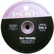 DJ Koze - Blume Der Nacht / Rue Burnout