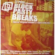DJ Pogo - Block Party Breaks (Classic Original Breaks & Rare Funk 45s)