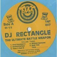 DJ Rectangle - The Ultimate Battle Weapon (Volume Three)