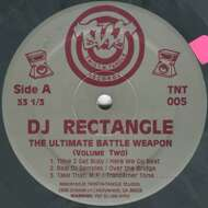 DJ Rectangle - The Ultimate Battle Weapon (Volume Two)