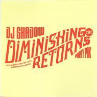 DJ Shadow - Diminishing Returns Party Pak