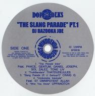 DJ Bazooka Joe - The Slang Parade Pt. 1
