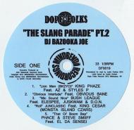 DJ Bazooka Joe - The Slang Parade Pt. 2