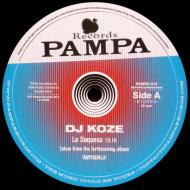 DJ Koze  - La Duquesa / Burn With Me