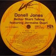 Donell Jones - Better Start Talking