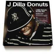 J Dilla (Jay Dee) - Donuts 45 Box Set