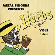 MF Doom (Metal Fingers Presents) - Special Herbs Vols 3 & 4