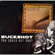 Buckshot - You Could Get Shot