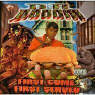 Dr. Dooom (Kool Keith) - First Come, First Served (Special Edition)