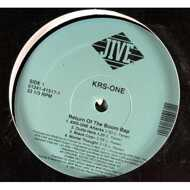 KRS-One - Return Of The Boom Bap (Black Vinyl)