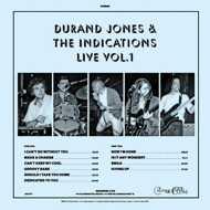 Durand Jones & The Indications - Live Vol. 1 (Black Waxday RSD 2018)