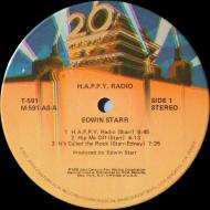 Edwin Starr - H.A.P.P.Y. Radio