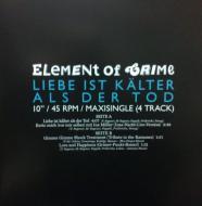 Element Of Crime - Liebe Ist Kälter Als Der Tod