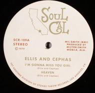 Ellis And Cephas - I'm Gonna Miss You Girl / Heaven