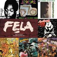 Fela Kuti - Vinyl Box Set 3 / Compiled by Brian Eno