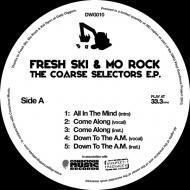 Fresh Ski & Mo Rock - The Coarse Selectors