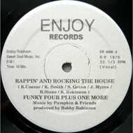 Funky 4 + 1 - Rappin' And Rocking The House