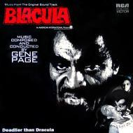Gene Page - Blacula (Soundtrack / O.S.T.)