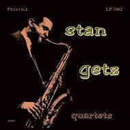 Stan Getz - Stan Getz Quartets