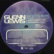 Glenn Lewis - Back For More