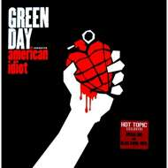 Green Day - American Idiot (Red)
