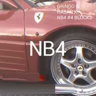 GRiNGO ft. HASAN.K - NB4 #4 BLOCKS SOUNDTRACK (Green Vinyl - RSD 2019)
