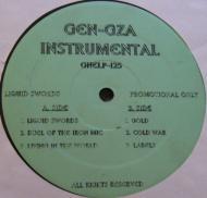 GZA - Liquid Swords (Instrumentals)