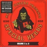 MF Doom (Metal Fingers Presents) - Special Herbs Vol. 5 & 6