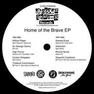 Spit Gemz, Starvin B & Eff Yoo - Home Of The Brave EP