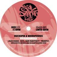 Huckspin & Monophonic / Marc Hype & Jim Dunloop - Bulgarianized / Wah Wah Wah