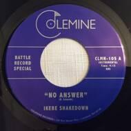 Ikebe Shakedown / The Jive Turkeys  - No Answer