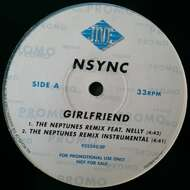 NSYNC - Girlfriend (The Neptunes Remix)