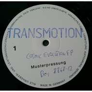 Transmotion - Cosmic Evolution EP