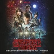 Kyle Dixon & Michael Stein - Stranger Things - Volume Two (Soundtrack / O.S.T.) (Clear & Red Vinyl)