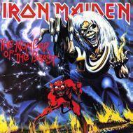 Iron Maiden - The Number Of The Beast (Picture Disc)