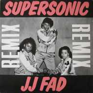 J.J. Fad - Supersonic Remix / Another Hoe / Breakdown (Dance Your Ass Off)