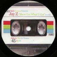 Jay Z / Johnny Pate - Show Em What U Got / Shaft In Africa