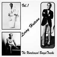 Leroy Hutson - Unreleased Boogie Tracks Volume 1