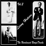 Leroy Hutson - Unreleased Boogie Tracks Volume 2