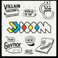 JJ DOOM (Jneiro Jarel & MF Doom) - Key To The Kuffs